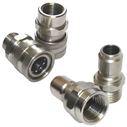 Schnellkupplung & -stecker für Mitteldruck