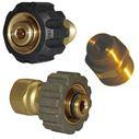 Fittings & Adapter für Hochdruck
