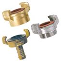 Wasseranschluss-Kupplungen für Leitungswasser