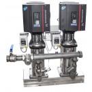 20 bar Doppel-Pumpstationen